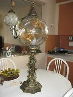 lampe antique chérubin (2)
