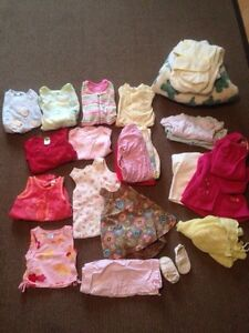 Newborn and 0-3 mo clothes