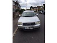 Audi A6 1.9Tdi estate with new clutch- mobile - 07449502728