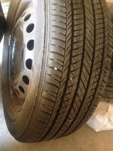 Brand new 225/60/17 tires for sale