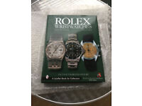 Genuine Rolex book the best of time