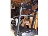 Reebok ex-gym treadmill