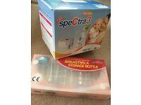 Ana Wiz speCtra3 electric breast pump with extra milk storage