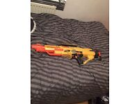 Nerf gun works fine nothing wrong