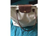 Medium size long champ bag