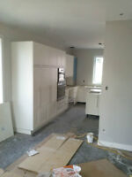 IKEA !!!!!  KITCHEN CABINETS INSTALLATION AND MORE