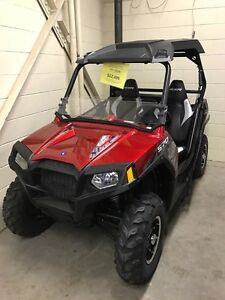 2016 Polaris RZR 570 EPS Trail Sunset Red Only $12,499