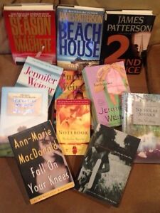 Lot of 32 books - popular, Hard cover, final price drop!