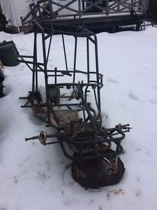 Mini Sprint car go kart