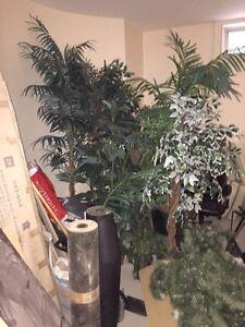Lot de plantes artificielles a vendre! West Island Greater Montréal image 1