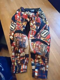 Shift Motocross trousers