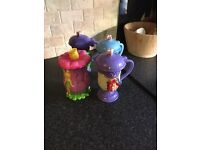 Disney princess goblets