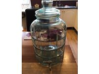 Storage jar 8ltr