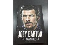 Joey Barton no nonsense autobiography