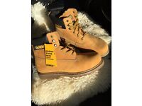 Dewalt Construction Boots Size 10