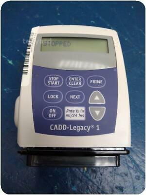 Smiths Medical Cadd-legacy 1 6400 Ambulatory Infusion Pump 241514