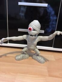 STRETCH & SOUND MUMMY TOY