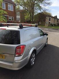 Vauxhall Astra 1.7cdti sportive low mileage van , px transit