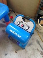 Mastercraft Twinstack Air Compressor