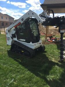Excavation skid steer services  Kitchener / Waterloo Kitchener Area image 2