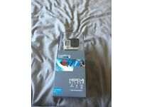 Go pro hero 4 silver brand new but opened