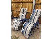 *Reduced!* 2 sun loungers