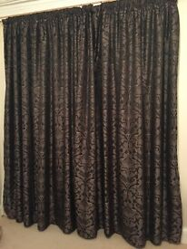 Laura Ashley Black Out Curtains