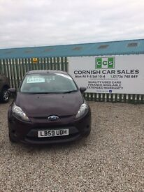 Ford Fiesta automatic full service history 6 months warranty extended warranty available