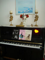 Piano/Singing Lessons