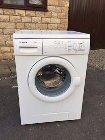 Bosch Maxx 6 Washing Machine