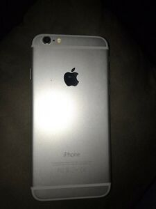 Silver iPhone 6 16G TELUS
