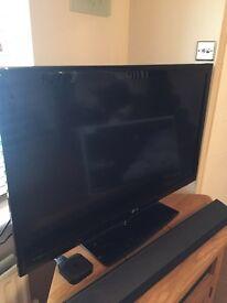 LG 42 inch Flatscreen TV For Sale