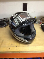 SHC snowmobile helmet - size SMALL