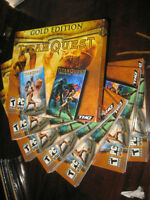 Titan Quest Gold Edition (THQ 2007) RPG for PC. DRM-free. Free s