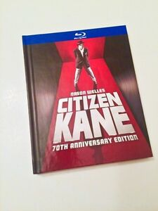 CITIZEN KANE 70th ANNIVERSARY BLU-RAY OUT OF PRINT London Ontario image 1