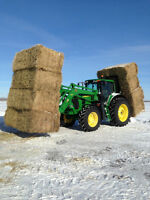 Big Bale Loader Fork Attachments