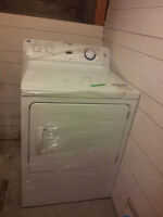 never used dryer at 100$