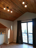 Newly Built 1 Bedroom - Available Oct. 1st