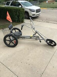 Low-Rider Tricycle