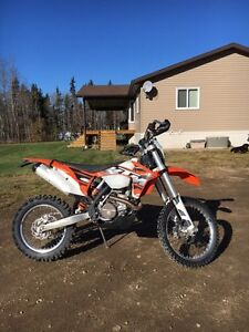 2013 KTM 500 XCW REKLUSE ONLY 22hrs !!!
