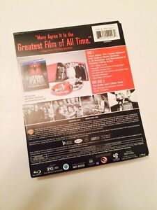 CITIZEN KANE 70th ANNIVERSARY BLU-RAY OUT OF PRINT London Ontario image 4