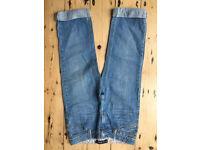 Mini Boden Capri Jeans - Good as new