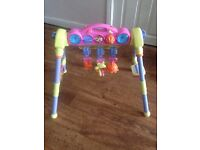 Child's play gym