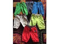 Fab selection of boys jogging bottoms age 3-6 months fab condition