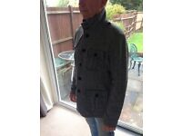 Grey Winter H&M Jacket