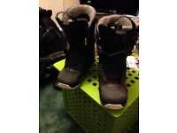 Men's snowboard boots size 10.5