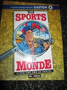 Les sports du monde (livre-jeu) Olympiques