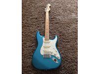 Fender Stratocaster MIM Upgraded