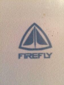 "53"" Firefly Snowboard with Bindings Kingston Kingston Area image 4"