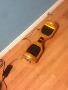 Gold hoverboard  London Ontario image 1